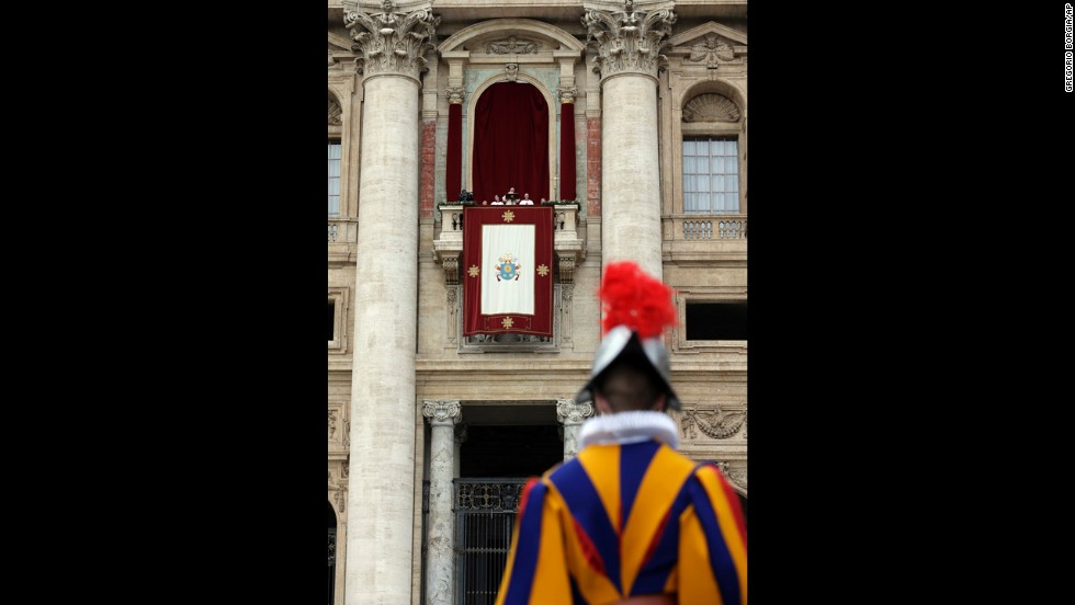 The pontiff told tens of thousands of people gathered in front of the Vatican on Wednesday where he wants that peace to happen -- in Syria, South Sudan, the Central African Republic and the Holy Land.