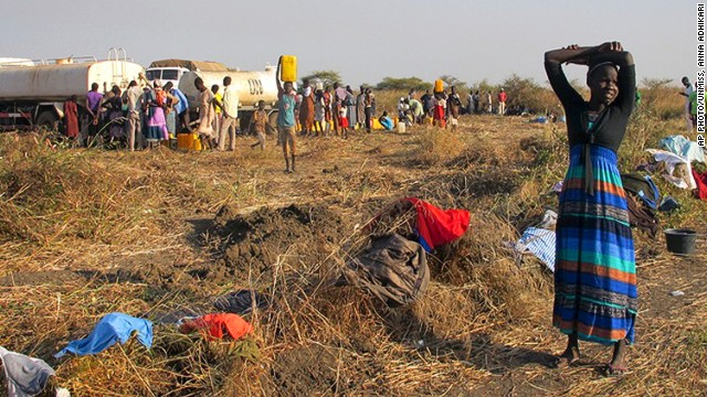 South Sudan conflict growing