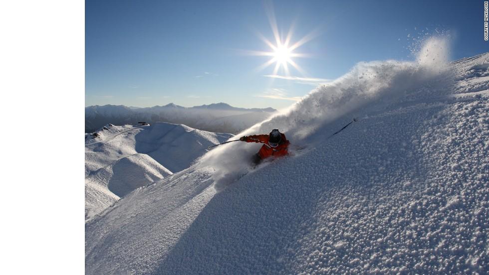 100 Best Ski Runs In The World