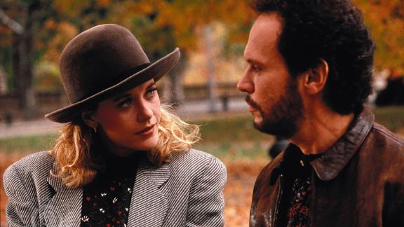 """""""When Harry Met Sally"""" The movie that gave us what has to be one of the most quoted movie lines of all time -- say it with us:"""