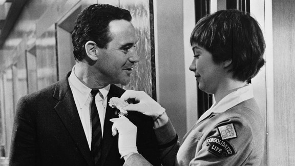 """""""The Apartment"""" -- Shirley MacLaine"""