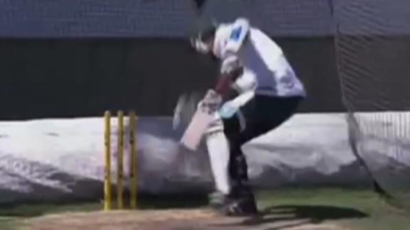australia piers morgan hit by cricket ball_00004102.jpg