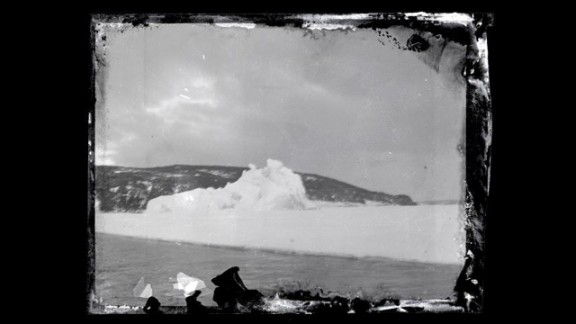 Photographic negatives left a century ago at an expedition base at Cape Evans, Antarctica, were discovered and conserved by New Zealand