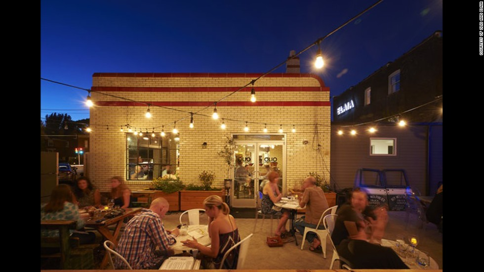Adaptive Reuse Gas Stations Remade Into Trendy