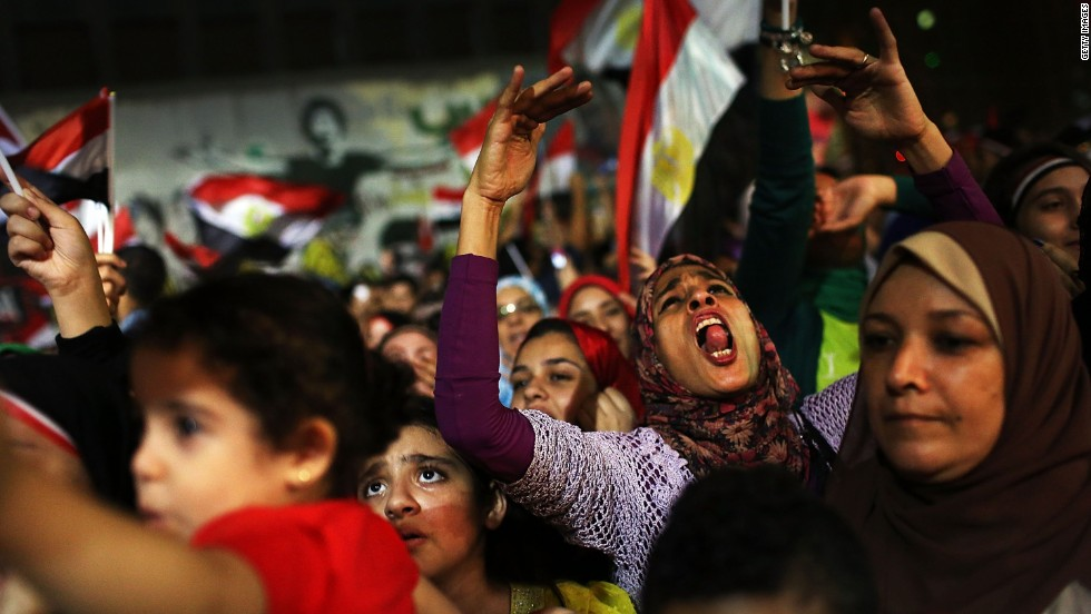 On December 25, 2013, The Egyptian interim government declared the Mohammed Morsy-led Muslim Brotherhood a terrorist organization. The action was taken in response to a police station bombing in Mansoura, which the government has stated was the responsibility of the Brotherhood, despite denials from the group itself.