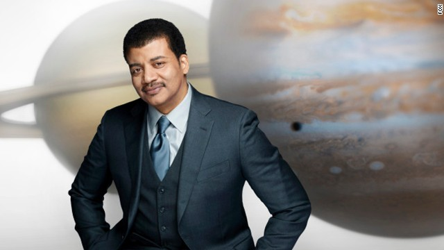 Neil deGrasse Tyson on 'Cosmos' debut