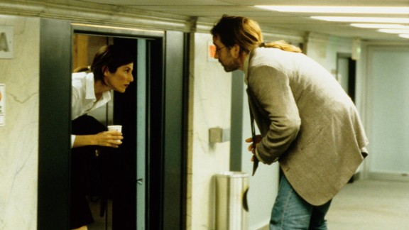 """""""Being John Malkovich"""" -- This comedy fantasy, with Catherine Keener and John Cusack, was one of the most inventive films of the '90s."""