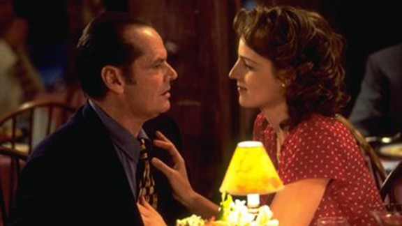 """""""As Good as It Gets"""" -- Helen Hunt won an Oscar for her performance opposite Jack Nicholson in this unorthodox 1998 romantic comedy."""