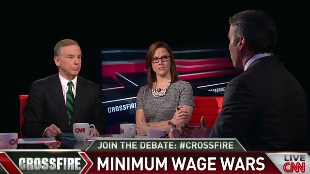 'Crossfire' on the minimum wage wars