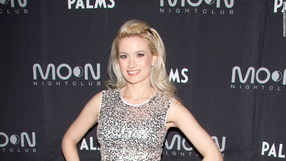 Holly Madison celebrates her birthday at Palms Casino Resort in Las Vegas on December 28.