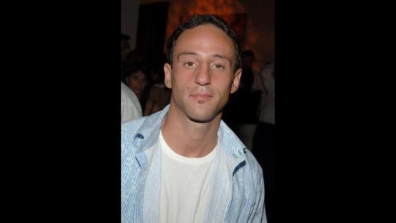 Lillo Brancato Jr. at the Skylight Studios in New York City, New York in 2005.