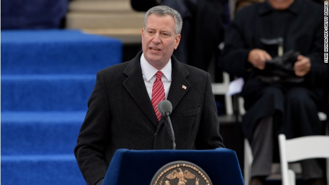 Lemon: Can de Blasio be Robin Hood?