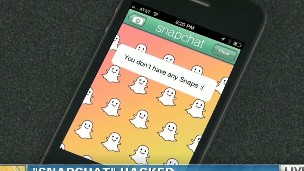 Millions Of Accounts Compromised In Snapchat Hack Cnn