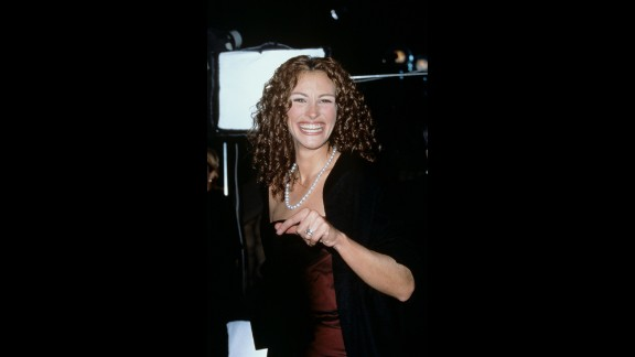 "January 7, 2015: The only show in the bunch to let fans vote on the winners, like Julia Roberts, pictured here accepting the award for favorite motion picture actress in 2000. The first words out of her mouth? ""I'm so glad I shaved my underarms!"""