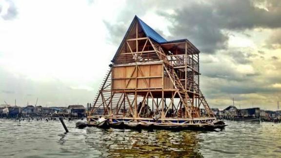 Makoko Floating School