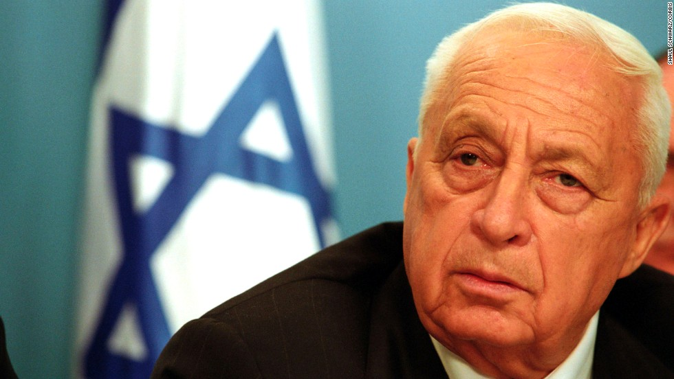 "The prime minister, at a March 2002 media briefing in Jerusalem, announces a widespread army operation against what he called Palestinian terrorism. He spoke out against Yasser Arafat, then a key Palestinian leader. Sharon said that Israel considered Arafat an enemy and that he would be completely isolated ""at this stage.''"