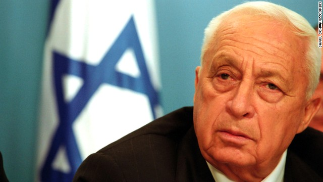 Ariel Sharon legacy linked to military