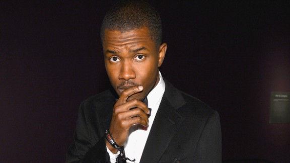 Frank Ocean won a Grammy in 2013 for his first album.