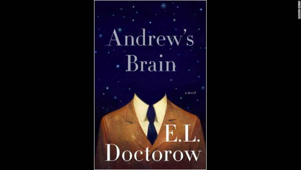 "Masterful writer E.L. Doctorow is back with a new novel that shows off his skills. In ""Andrew's Brain,"" readers get an intimate look at the inner workings of a man named Andrew, who through a conversation with an unidentified person, grippingly reveals his story. (<em>January 14</em>)"