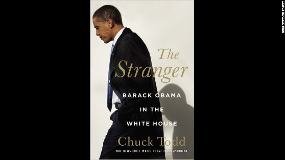 "You've probably watched Chuck Todd expound on politics while sipping your morning coffee, but this time the NBC News correspondent is committing his White House knowledge to the page. In ""The Stranger,"" Todd argues that the very thing that helped President Obama reach the Oval Office -- his position as a Washington outsider -- eventually became an evident weakness throughout his presidency. (<em>April 22</em>)"