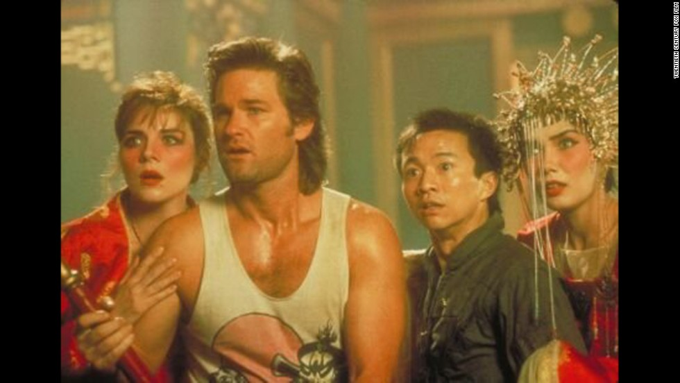 "<strong>""Big Trouble In Little China"" </strong>(1986)"