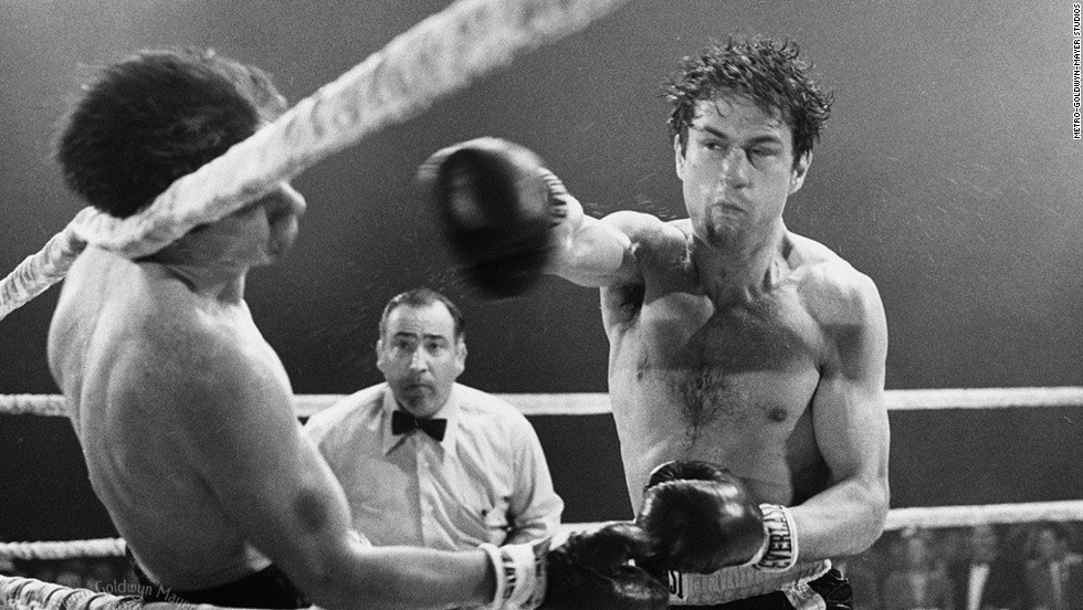 "<strong>""Raging Bull"" </strong>(1980)"