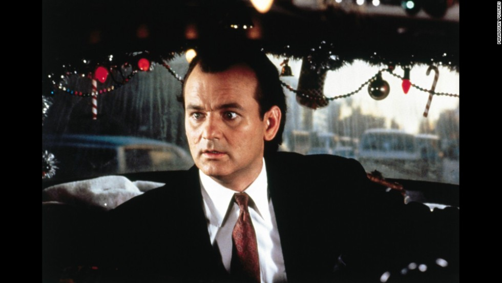 "<strong>""Scrooged""</strong> (1988)"