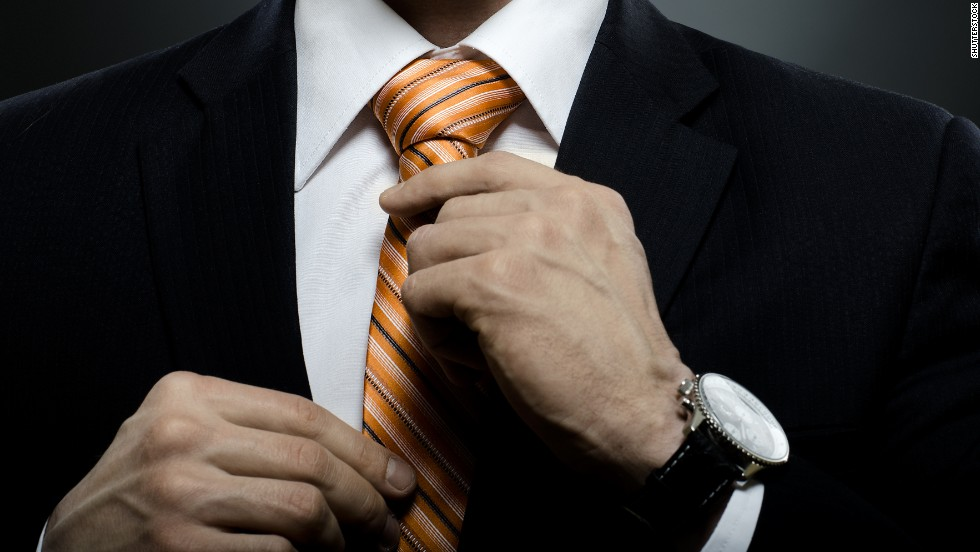 How to wear a tie for every work occasion cnn step up your tie game for a job interview with a pattern that stands out ccuart Gallery