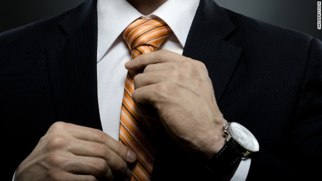 How to wear a tie for every work occasion - CNN