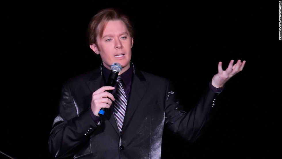 "Singer Clay Aiken of ""American Idol"" fame announced on Wednesday, February 5, 2014, that he'll seek <a href=""http://politicalticker.blogs.cnn.com/2014/02/05/clay-aiken-launches-bid-for-congress/"">the Democratic nomination to challenge Republican Rep. Renee Ellmers</a> in North Carolina's 2nd Congressional District. Here, Aiken performs in Atlantic City, New Jersey, in December 2012. Here are other celebrities who have thrown their hats in the political ring:"