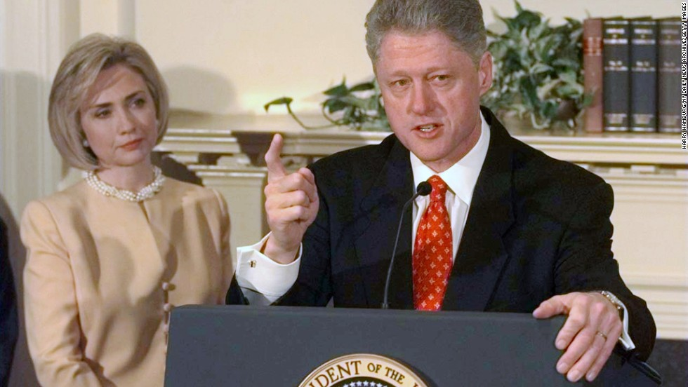 major takeways from monica lewinsky s vanity fair essay  president bill clinton speaks about the monica lewinsky scandal at the white house on 26