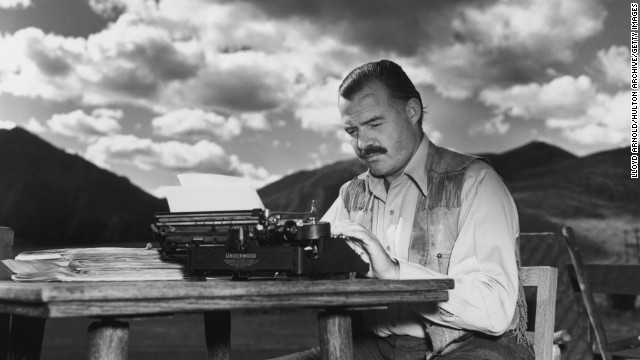 An Ernest Hemingway War Story From 1956 Is Being Published