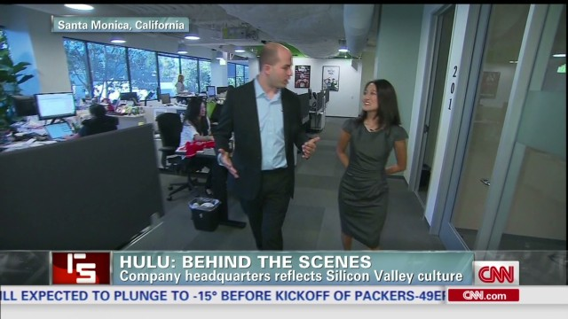 Go behind the scenes of Hulu