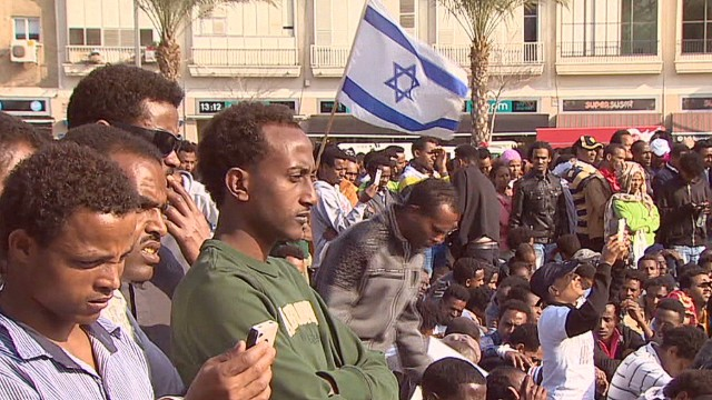 Israel refuses to grant refugees asylum