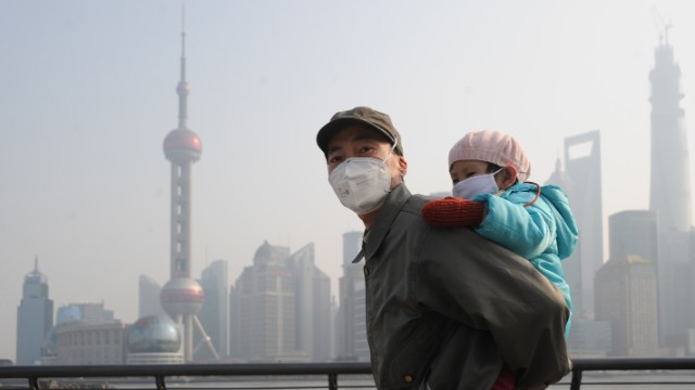 UNICEF: Air pollution kills 600,000 children yearly