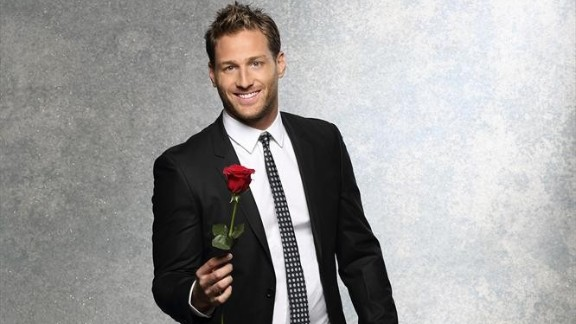 """ABC's """"Bachelor"""" Juan Pablo Galavis is in trouble over comments about gays. He blames his limited English vocabulary."""