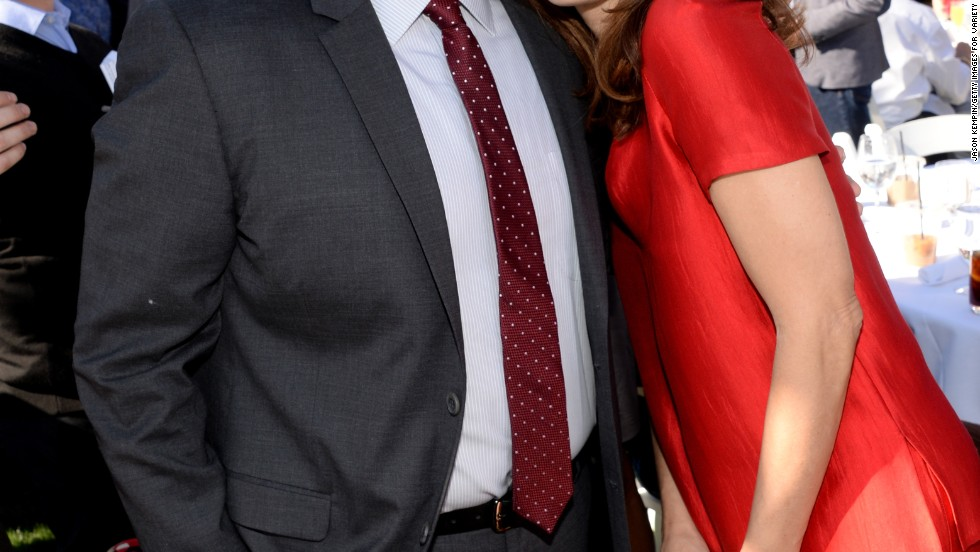 Jonah Hill and Marisa Tomei stick together at the 25th annual Palm Springs Film Festival on January 5.