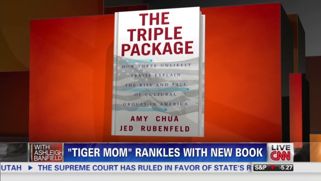 """Tiger Mom"" rankles with new book"