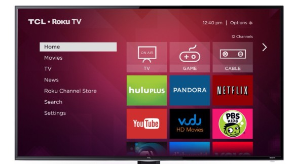 Roku announced this week it plans to partner with manufacturers to make a line of TVs, coming this fall.