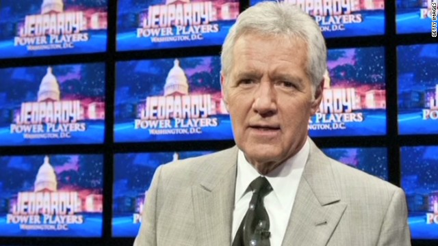 Alex Trebek really gets into rap lyrics