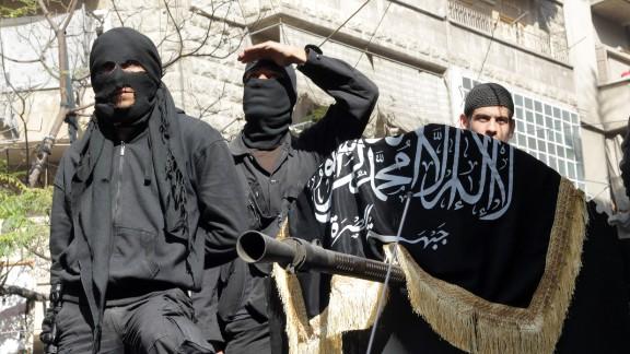 Al Qaeda leader  Ayman al-Zawahiri has recognized the al-Nusra Front as the official al Qaeda affiliate in Syria.