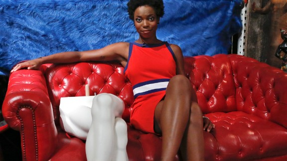 """In a highly publicized move, Sasheer Zamata was hired as a performer on """"Saturday Night Live"""" in early 2014 after an outcry about the show's lack of diversity and not having a black female cast member in six years."""