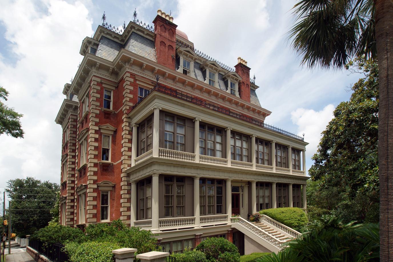 8 Elegant Mansion Hotels In The United States