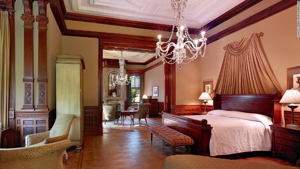 8 elegant mansion hotels in the United States | CNN Travel