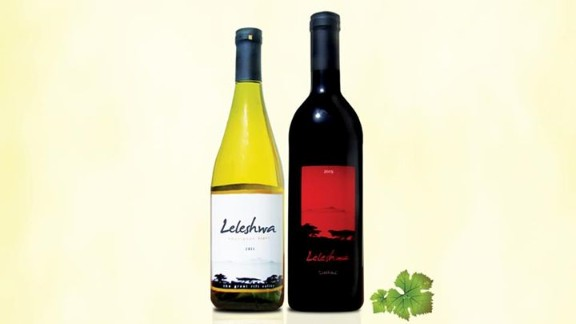 Leleshwa wines are produced by Kenya