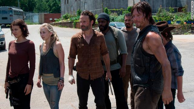 "The apocalypse has a theme song in Bear McCreary's haunting score for hit show ""The Walking Dead,"" one of many memorable themes of recent years."