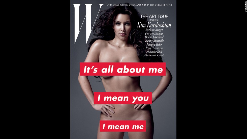 "Some of you might be more familiar with Kim Kardashian's curves than your own physique. Kardashian appeared nude in a recent photo shoot for Paper magazine. The reality star became famous with a sex tape and stayed famous with her reality show and photos such as this one, which she did for W magazine in 2010. Though Kardashian later said <a href=""http://marquee.blogs.cnn.com/2010/10/18/kim-kardashian-too-old-to-pose-nude-again/?iref=allsearch"" target=""_blank"">she didn't think she'd ever pose nude again</a>, she still frequently posts the <a href=""http://marquee.blogs.cnn.com/2014/01/06/kim-k-s-latest-selfie-takes-over-the-internet/"" target=""_blank"">next best thing on her Instagram account. </a>"