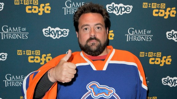 "In 2010, director Kevin Smith boarded a Southwest Airlines flight in Oakland, California, when he was asked to get off the plane because his weight and size were a ""safety concern."" Smith went on a Twitter tirade and released 24 video statements about it on YouTube."