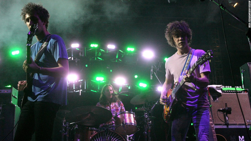 <strong>MGMT: Performing April 12 and <strong></strong>19</strong>