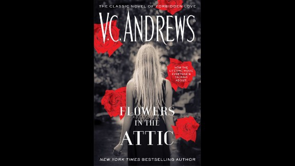 """V.C. Andrews' """"Flowers in the Attic"""" deals with rape and incest through the trials of the Dollanganger children, whose idyllic life takes a sinister turn when their father dies. The 1979 cult novel was adapted into a movie in 1979 and a Lifetime TV show in January 2014."""